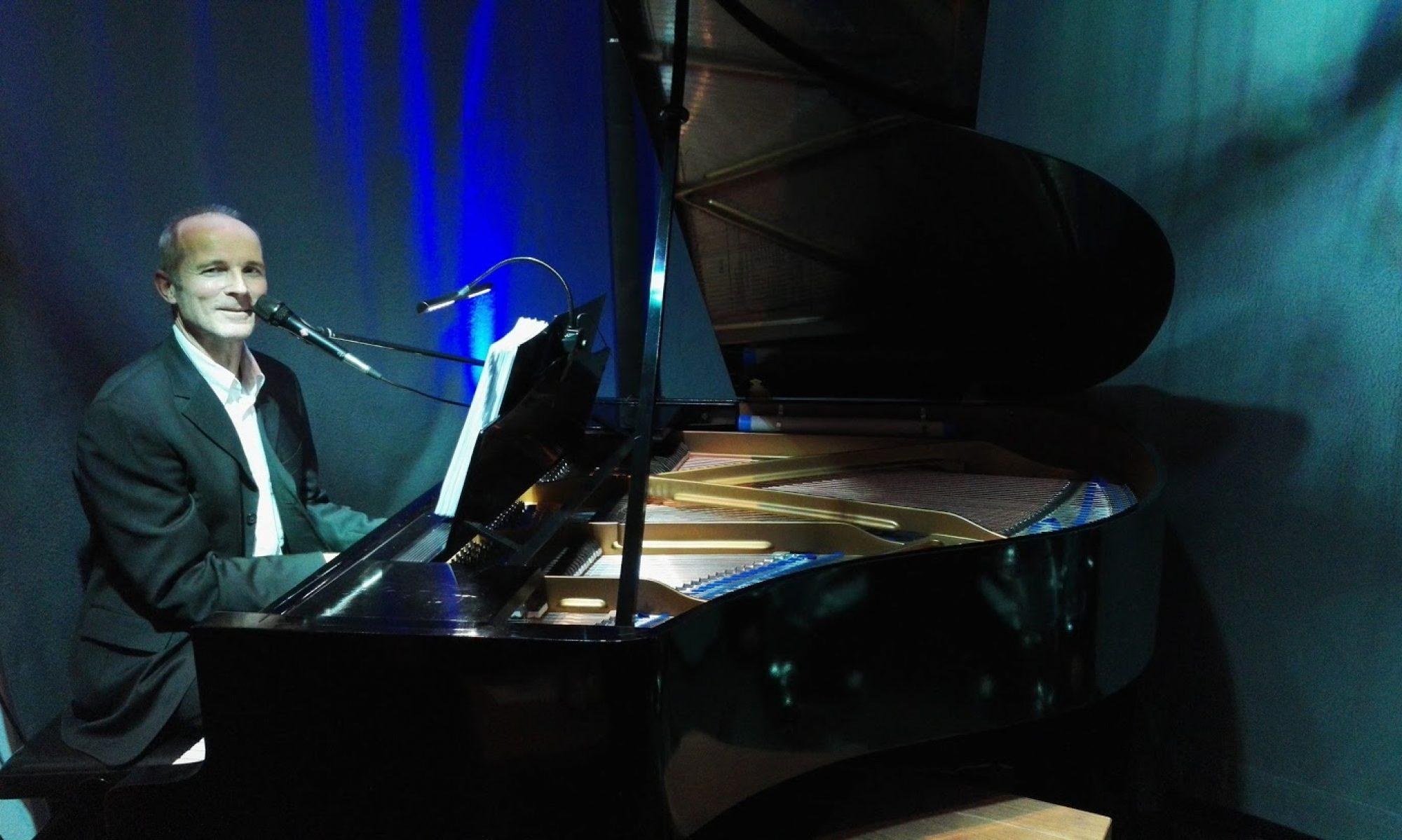 Johannes Freyberger - Jazz Pianist und Sänger